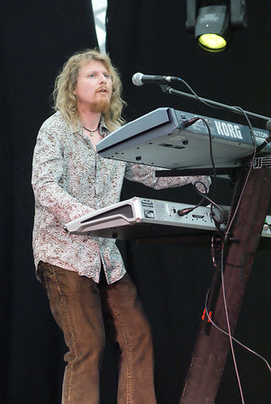 Credo at the 2011 Cambridge Rock Festival