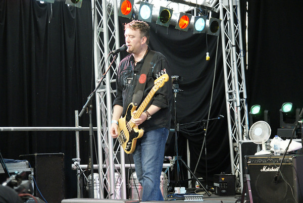 Stolen Earth at the 2012 Cambridge Rock Festival