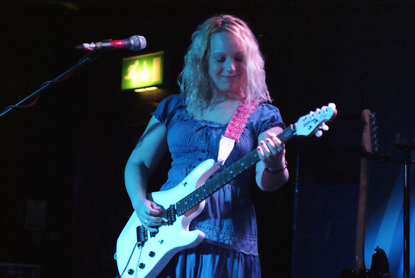 Chantel McGregor at The Bullingdon Club Oxford