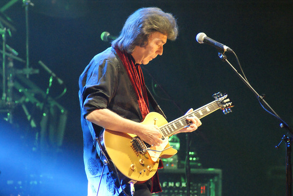 Steve Hackett at Hammersmith Odeon
