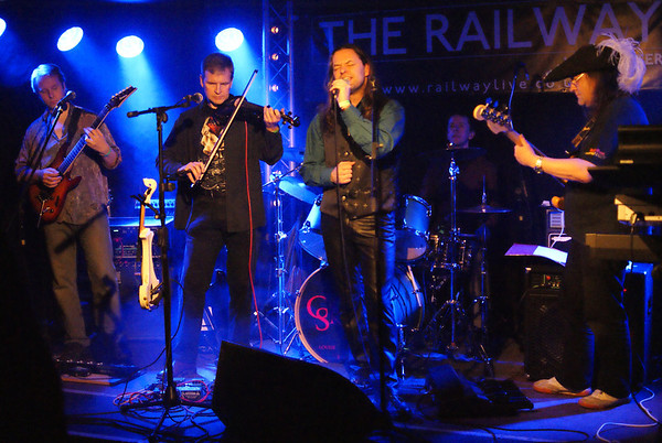 The Mighty Bard at The Railway in Winchester