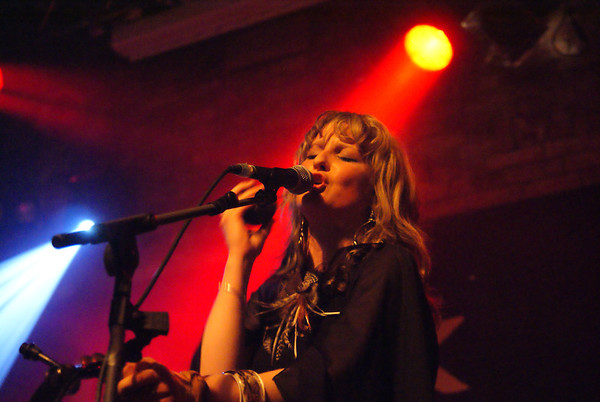 Heather Findlay at The Brook in Southampton, first date of her debut solo tour with a full band.