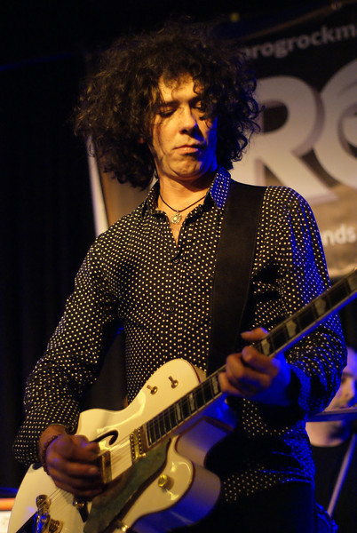Kavus Torabi of Knifeworld