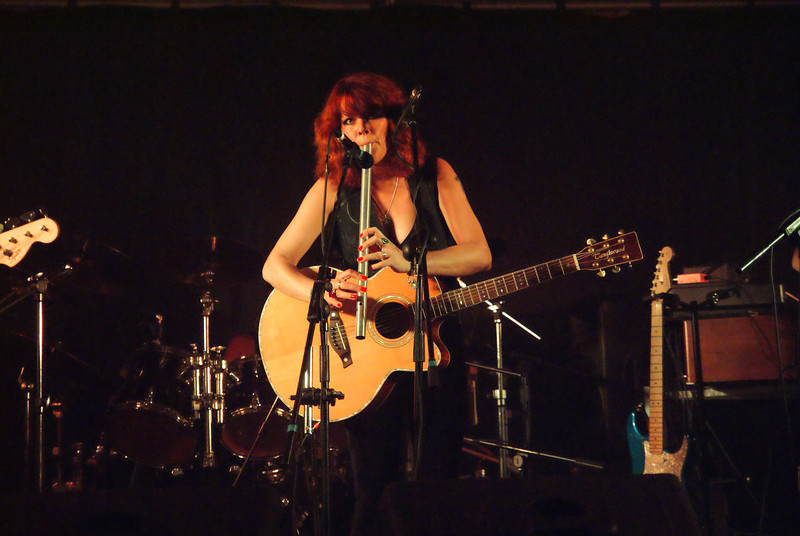Heidi Widdop of Stolen Earth at The Post Office Social Club, York