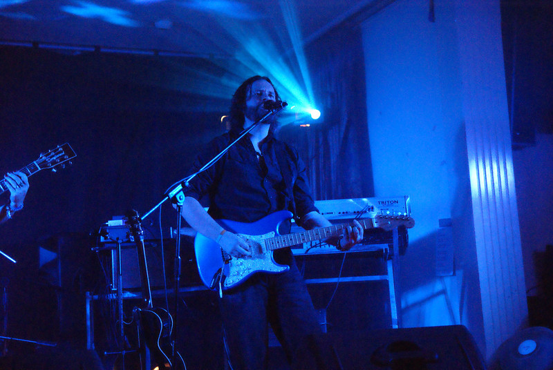 Adam Dawson of Stolen Earth at The Post Office Social Club, York