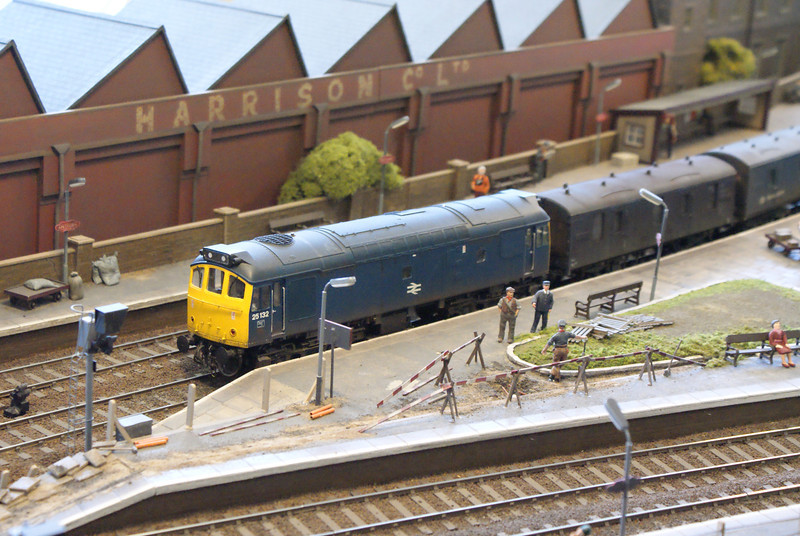 Apethorne Junction at the Macclesfield Model Railway Exhibition