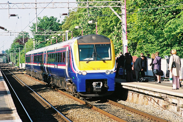 "Class 175 in First North Western ""Barbie"" Livery"