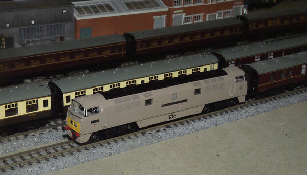 Dapol Western Enterprise