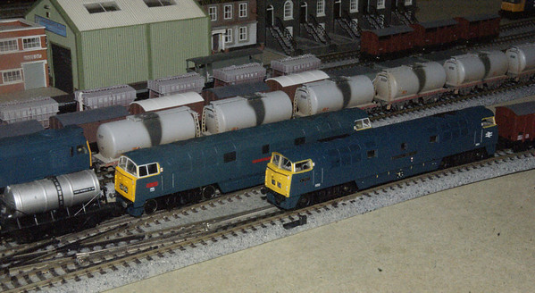 Dapol and CJM Westerns