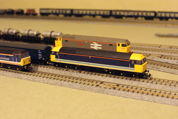 3 old class 47 models