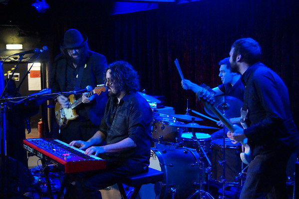The Dave Kerzner Band at