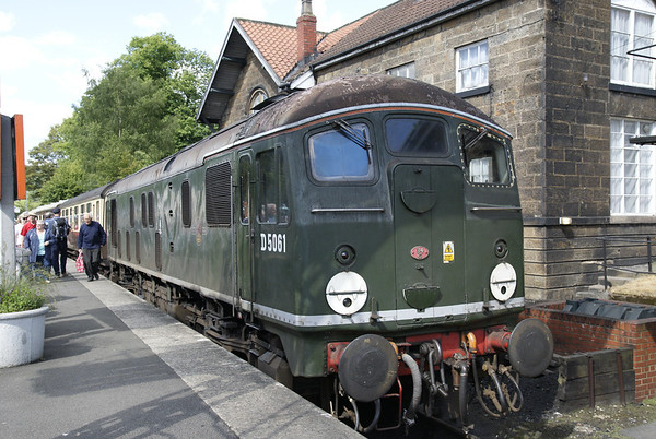 Class 24 at Grosmont